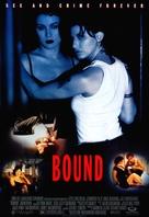 Bound - Movie Poster (xs thumbnail)