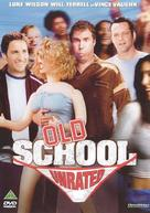Old School - Danish Movie Cover (xs thumbnail)