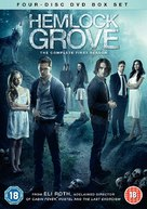 """Hemlock Grove"" - British DVD movie cover (xs thumbnail)"