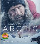 Arctic - Blu-Ray movie cover (xs thumbnail)