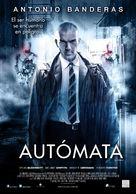 Autómata - Mexican Movie Poster (xs thumbnail)