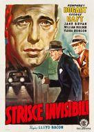 Invisible Stripes - Italian Movie Poster (xs thumbnail)