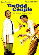 The Odd Couple - DVD cover (xs thumbnail)