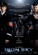 Iron Sky - Hong Kong Movie Poster (xs thumbnail)
