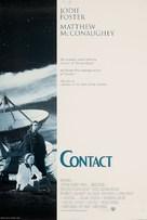 Contact - Advance movie poster (xs thumbnail)
