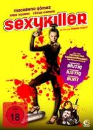 Sexykiller, morirás por ella - German Movie Cover (xs thumbnail)