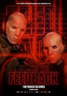 Feedback - Spanish Movie Poster (xs thumbnail)