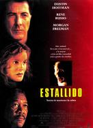 Outbreak - Spanish Theatrical poster (xs thumbnail)