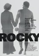 Rocky - German Movie Poster (xs thumbnail)