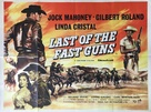 The Last of the Fast Guns - British Movie Poster (xs thumbnail)