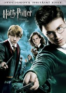 Harry Potter and the Order of the Phoenix - Czech DVD movie cover (xs thumbnail)