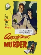 Appointment with Murder - Movie Poster (xs thumbnail)