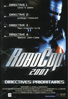 """""""Robocop: Prime Directives"""" - French Movie Cover (xs thumbnail)"""
