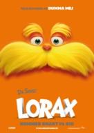 The Lorax - Swedish Movie Poster (xs thumbnail)
