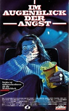 Angustia - German VHS movie cover (xs thumbnail)