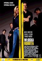The Italian Job - Polish Movie Poster (xs thumbnail)