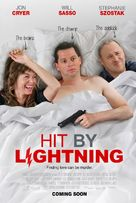 Hit by Lightning - Canadian Movie Poster (xs thumbnail)