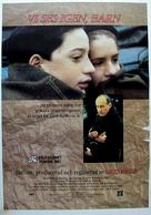 Au revoir les enfants - Swedish Movie Poster (xs thumbnail)