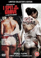 I Spit on Your Grave - British Movie Cover (xs thumbnail)