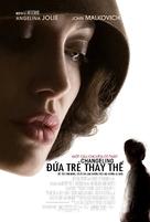 Changeling - Vietnamese Movie Poster (xs thumbnail)