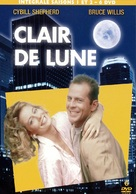 """Moonlighting"" - French DVD cover (xs thumbnail)"