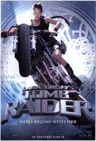 Lara Croft: Tomb Raider - Movie Poster (xs thumbnail)