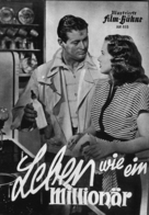 It Happened on 5th Avenue - German poster (xs thumbnail)