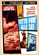 I Died a Thousand Times - Italian DVD movie cover (xs thumbnail)