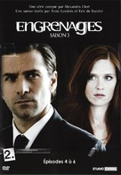 """Engrenages"" - French DVD cover (xs thumbnail)"