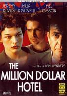 The Million Dollar Hotel - Italian DVD cover (xs thumbnail)