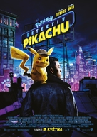 Pokémon: Detective Pikachu - Czech Movie Poster (xs thumbnail)