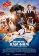 Show Dogs - Romanian Movie Poster (xs thumbnail)