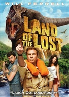 Land of the Lost - DVD cover (xs thumbnail)