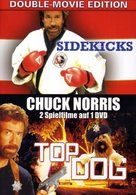 Top Dog - German DVD cover (xs thumbnail)