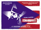 Comandante - Cuban Movie Poster (xs thumbnail)