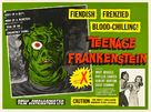 I Was a Teenage Frankenstein - British Movie Poster (xs thumbnail)