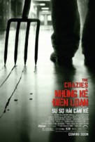 The Crazies - Vietnamese Movie Poster (xs thumbnail)