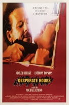 Desperate Hours - British Movie Poster (xs thumbnail)