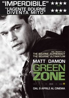 Green Zone - Italian Movie Poster (xs thumbnail)