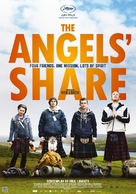 The Angels' Share - Dutch Movie Poster (xs thumbnail)
