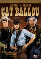 Cat Ballou - DVD cover (xs thumbnail)