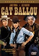 Cat Ballou - DVD movie cover (xs thumbnail)