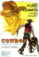 Cowboy - Spanish Movie Poster (xs thumbnail)