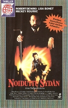 Angel Heart - Finnish VHS movie cover (xs thumbnail)