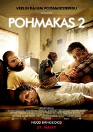 The Hangover Part II - Estonian Movie Poster (xs thumbnail)