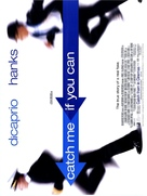 Catch Me If You Can - British Movie Poster (xs thumbnail)