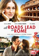 All Roads Lead to Rome - Dutch Movie Poster (xs thumbnail)