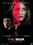 The Box - Belgian Movie Cover (xs thumbnail)