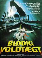 Lo squartatore di New York - Danish Movie Poster (xs thumbnail)