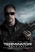 Terminator: Dark Fate - International Movie Poster (xs thumbnail)